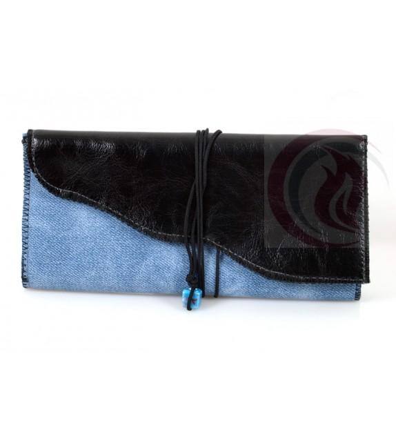 J.V by hand - BlueBlack