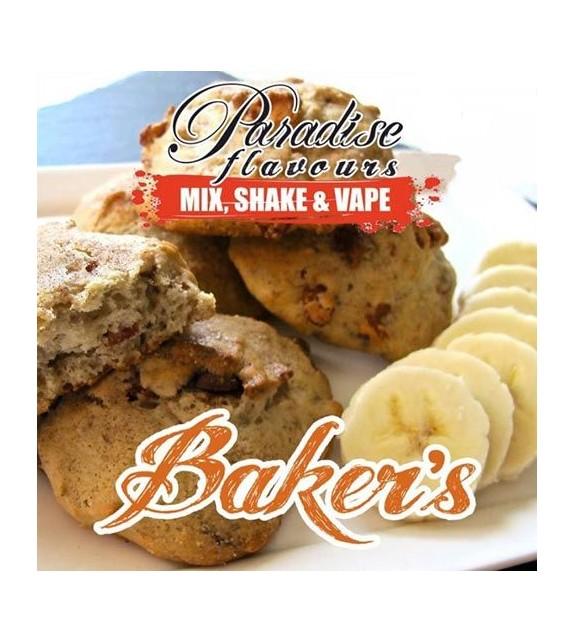 Paradise - Shake and Vape - Baker's