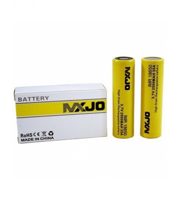 MXJO 18650 2500mAh 35A Battery