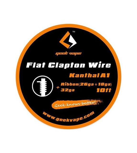 Geek Vape KA1 Flat Clapton Wire 3m