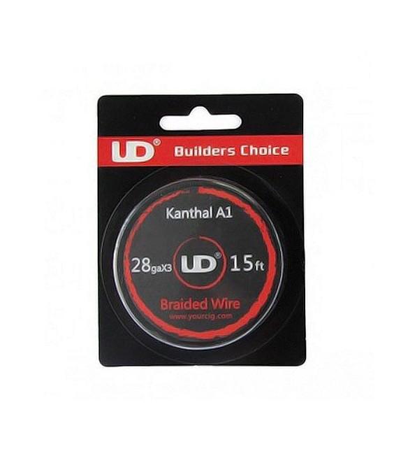 UD Braided Kanthal A1 σύρμα 5m