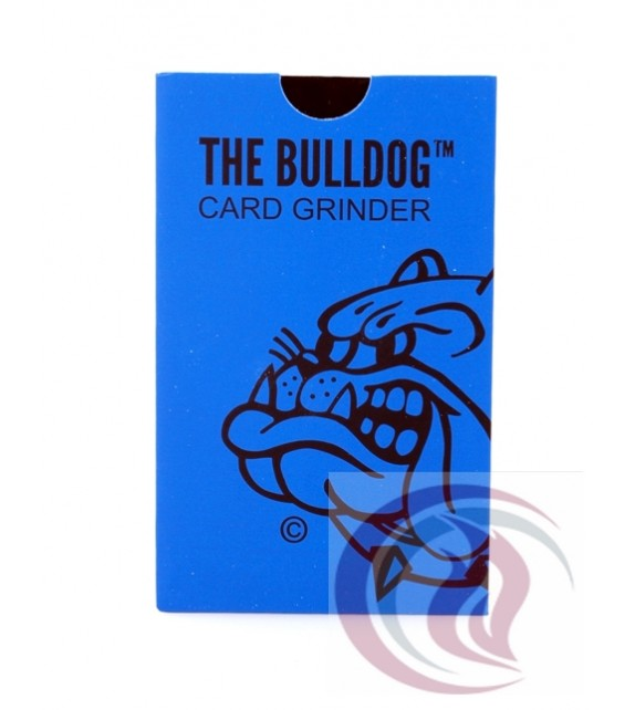 THE BULLDOG - Grinder Card