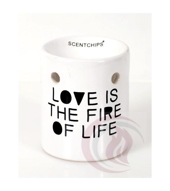 Oil Burner - Love