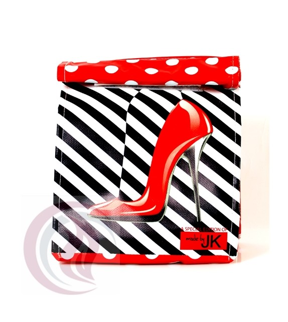 Lunch Bag - Red Shoe