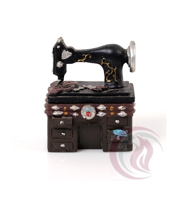 Ξύλινο Κουτί - Ραπτομηχανή Μικρή