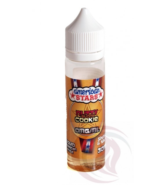 American Stars - Nutty Buddy Cookie - Mix & Vape
