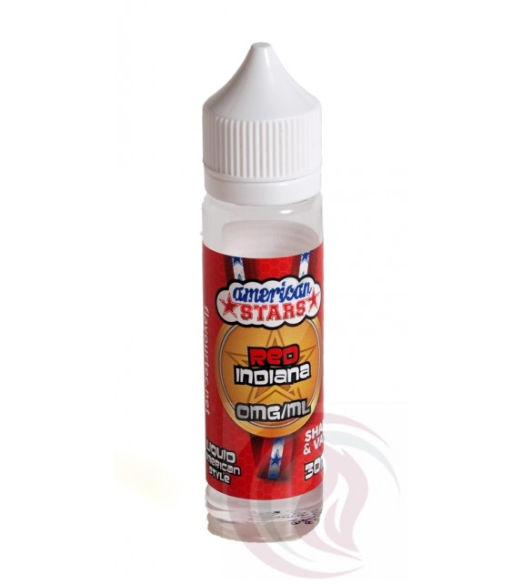 American Stars - Red Indiana - Mix & Vape