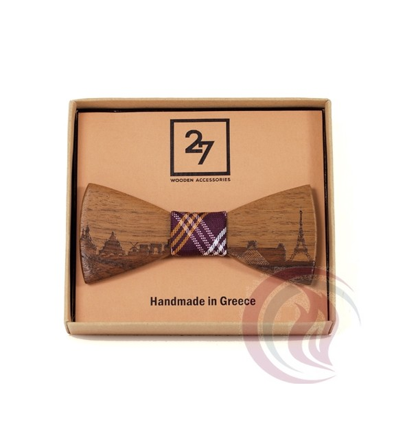 27 Wooden Accessories - No12
