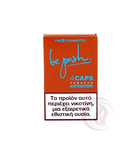 Be Posh - Caps - Tobacco