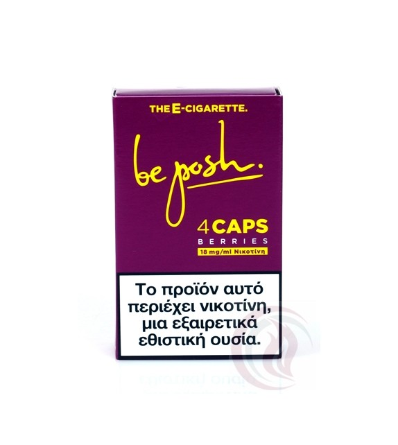 Be Posh - Caps - Berries