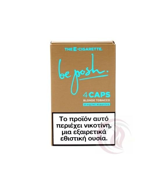 Be Posh - Caps - Blonde Tobacco
