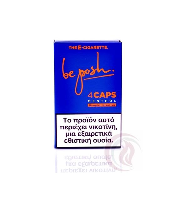 Be Posh - Caps - Menthol