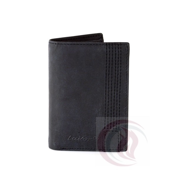 Lavor - Wallet Black - mini