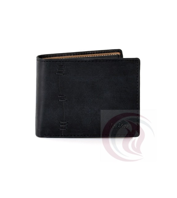 Lavor - Wallet Black Brown 1-5703