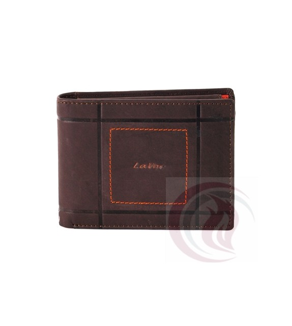 Lavor - Wallet Brown Orange 1-5644