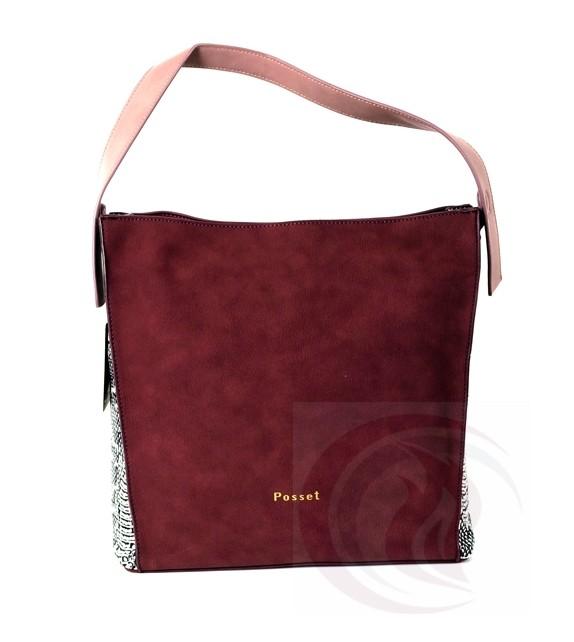 Posset Bags - Bordeaux