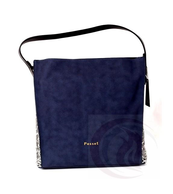Posset Bags - Blue