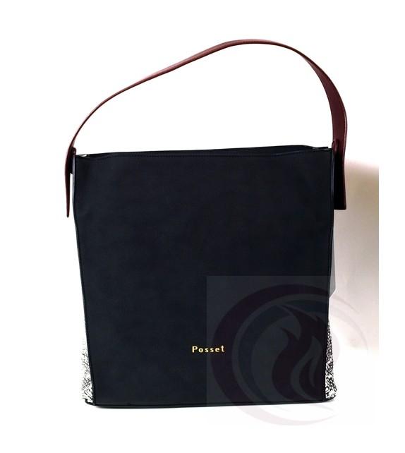 Posset Bags - Black