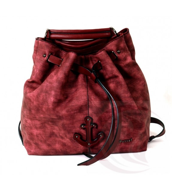 Posset Bags - Bordeaux 6556