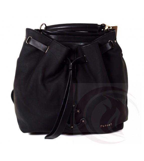 Posset Bags - Black 6556