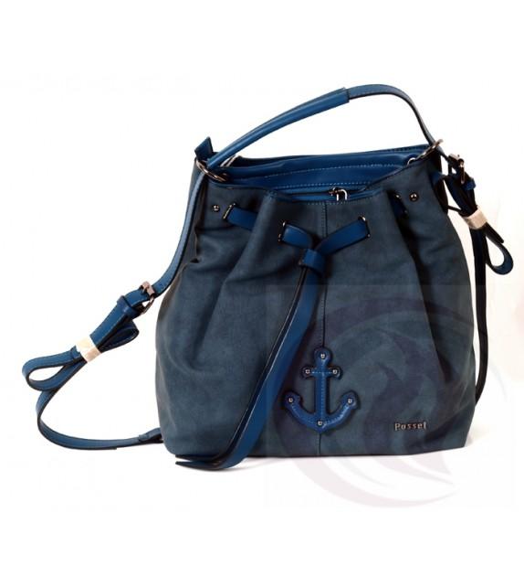 Posset Bags - Blue 6556