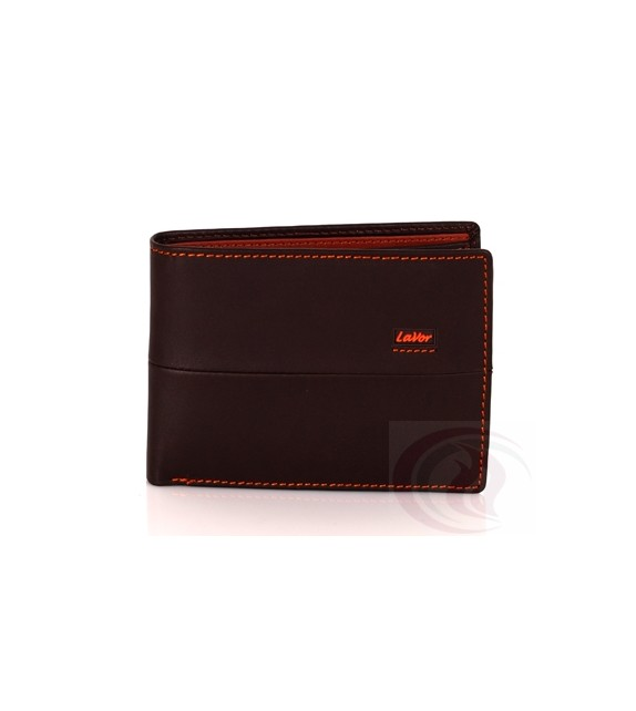 Lavor - Wallet Brown Orange 1-5815