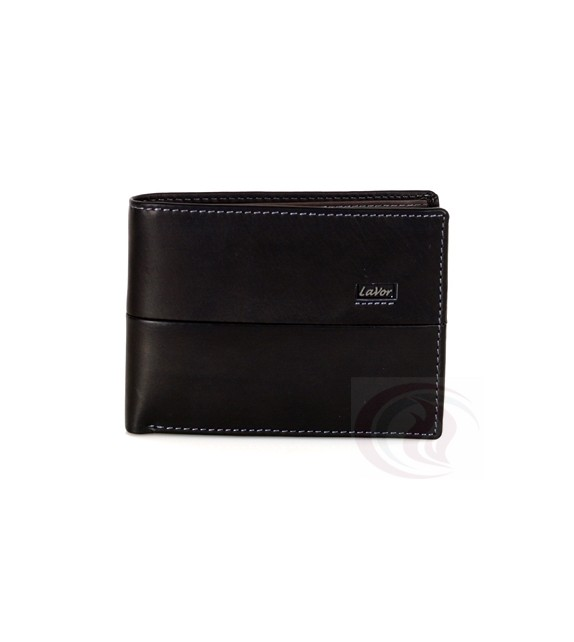 Lavor - Wallet - Black D.Gray 1-5815