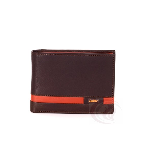 Lavor - Wallet - Brown Orange 1-5801