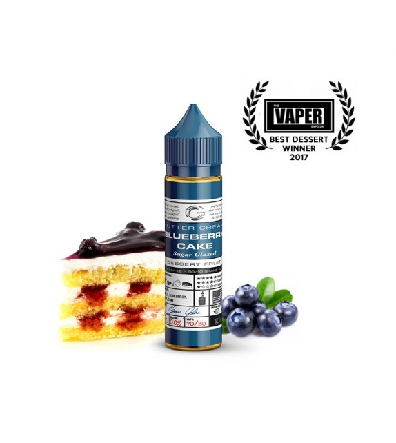Basix Series - Blueberry Cake
