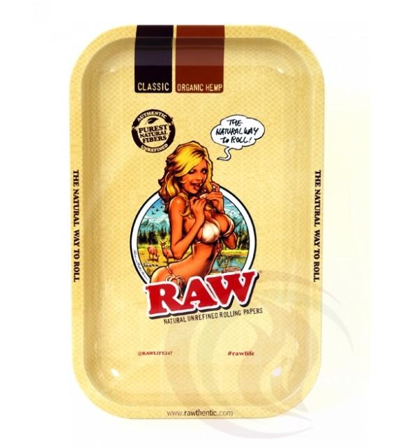 Raw - Tray - Bikini Girl - Small