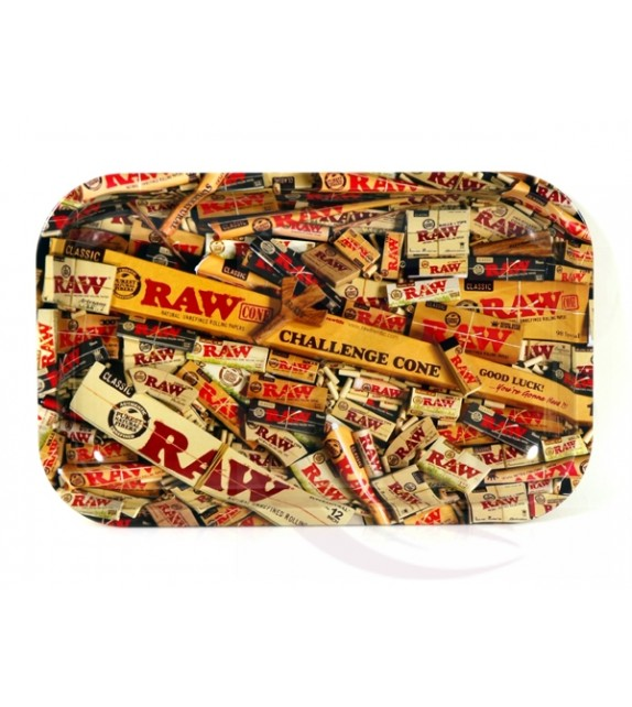 Raw - Tray - Papers - Small