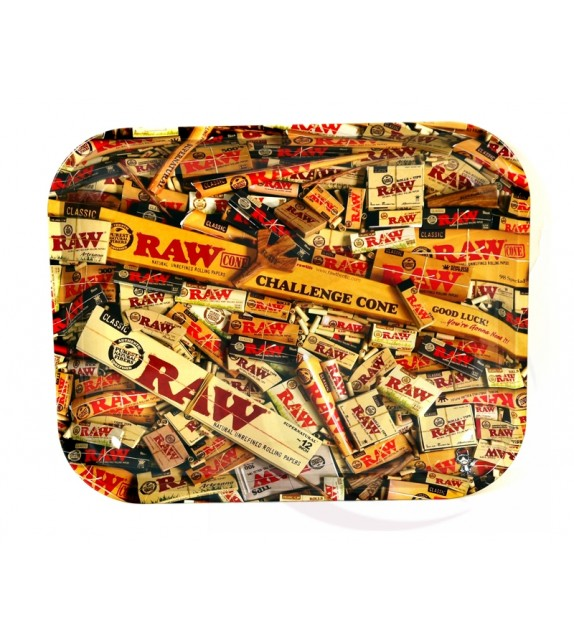 Raw - Tray - Papers - Medium