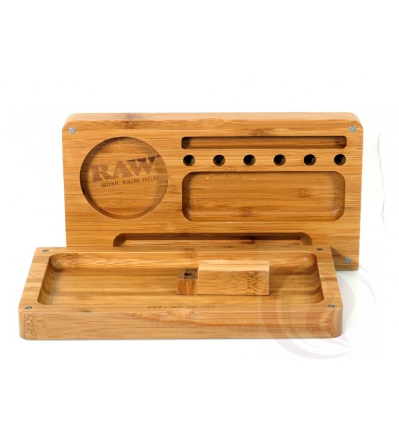RAW - Bamboo Magnetic Tray