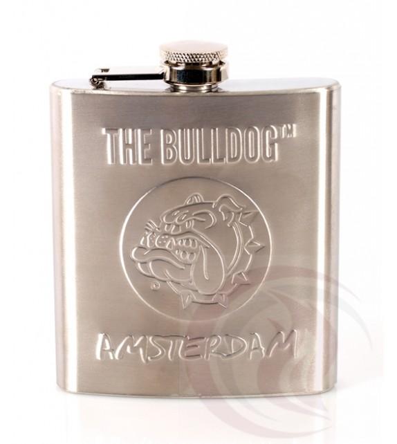 The Bulldog - Hip Flask
