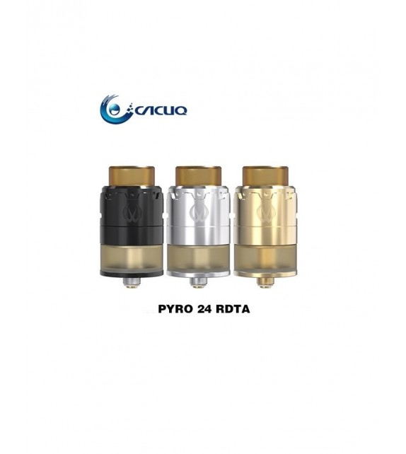 Vandyvape - Pyro 24 RDTA Atomizer