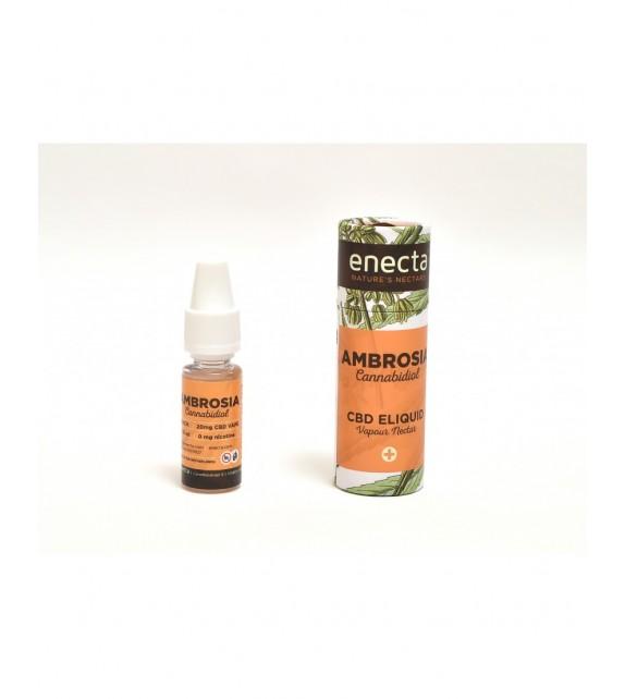 Ambrosia - CBD Vape Liquid 20mg - Ροδάκινο