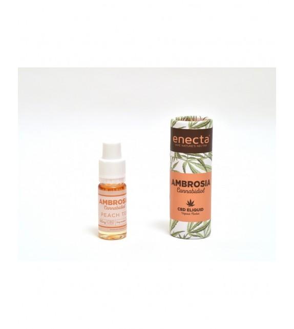 Ambrosia - CBD Vape Liquid 100mg - Ροδάκινο