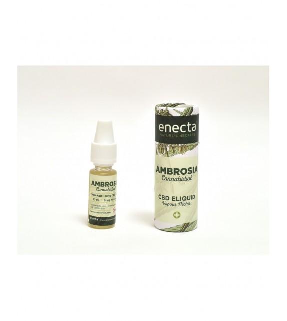 Ambrosia - CBD Vape Liquid 20mg - Κάνναβη