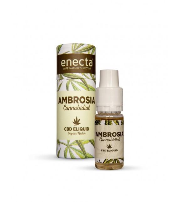 Ambrosia - CBD E Liquid 200mg - Καπνός