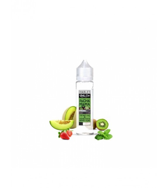 Charlie's - Honeydew Berry Kiwi - Mix & Vape