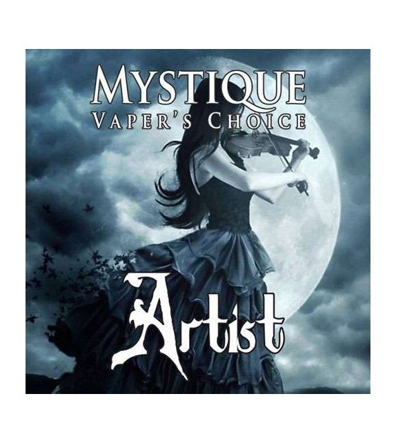 Mystique - Artist - Mix and Vape