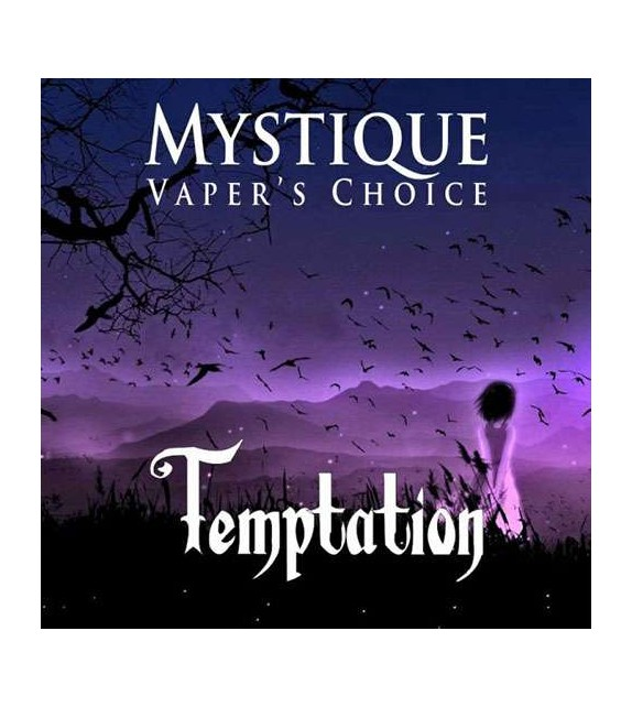 Mystique - Temptation - Mix and Vape