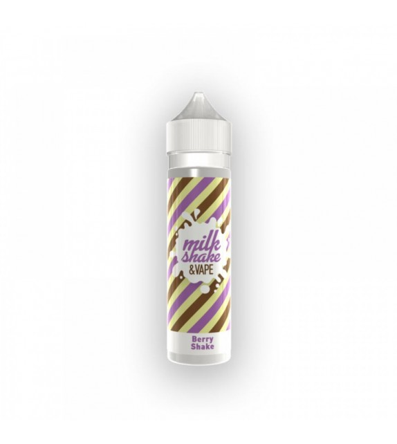 MilkShake & Vape - Berry Shake