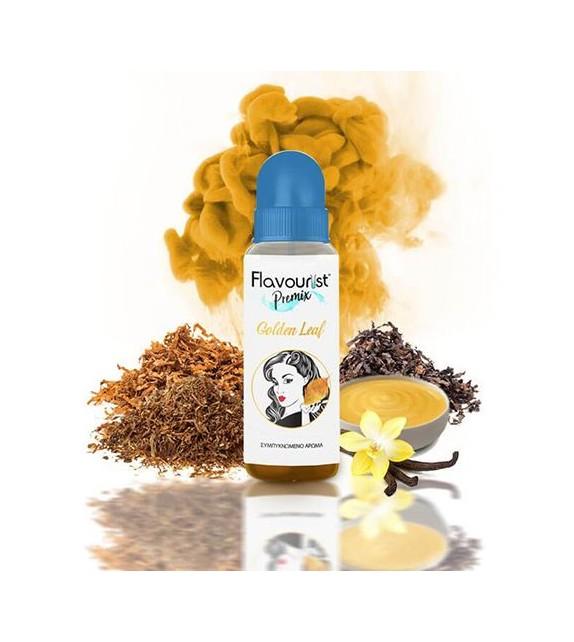 Flavourist - Golden Leaf - Shake & Vape