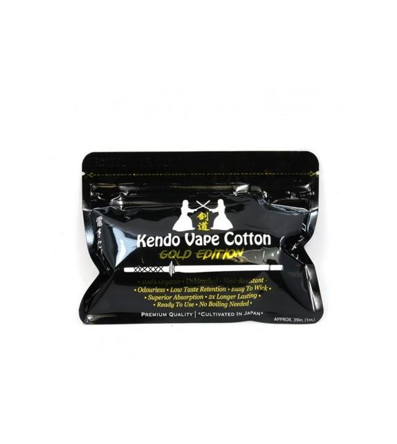 Kendo - Vape Cotton Gold Edition