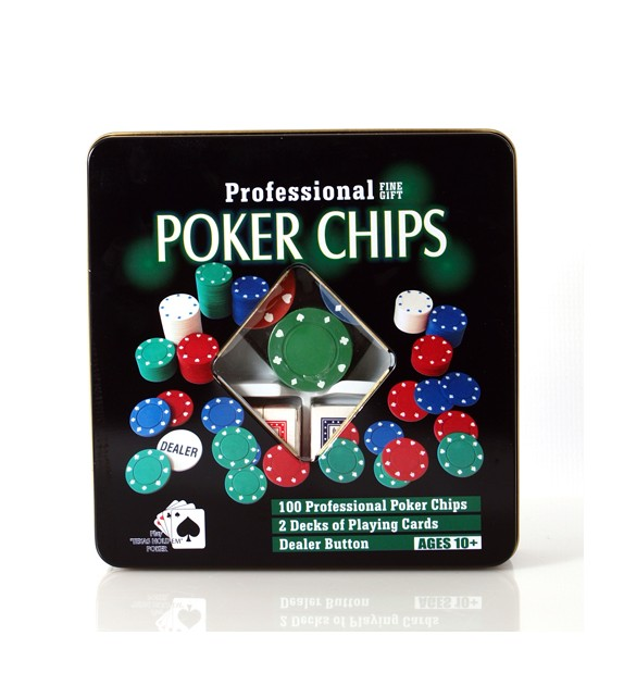 Poker Chips Professional