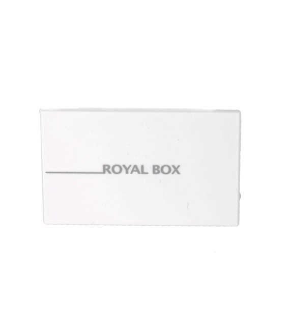 Royal Box - Classic White