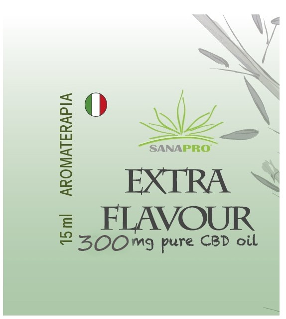 Sanapro - Extra Flavour