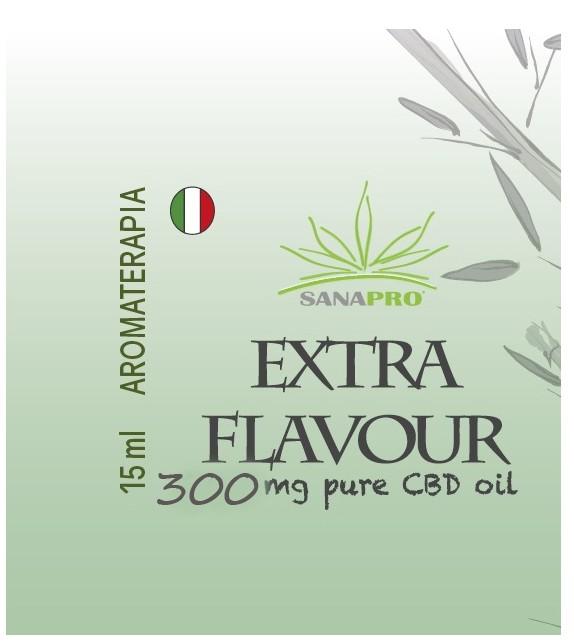 Sanapro - Extra Flavour